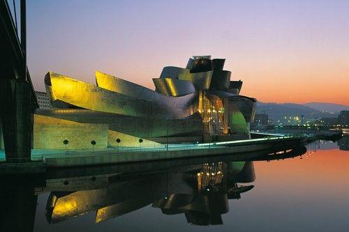 guggenheim. Bilbao. España