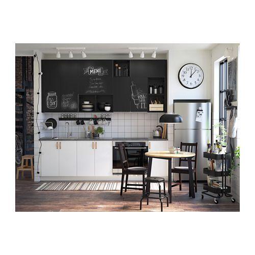 SVARTRÅ LED lighting chain with 12 lights - IKEA Home - Industrial