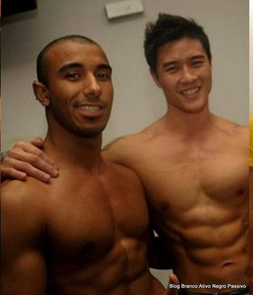 Gay interracial dating blog