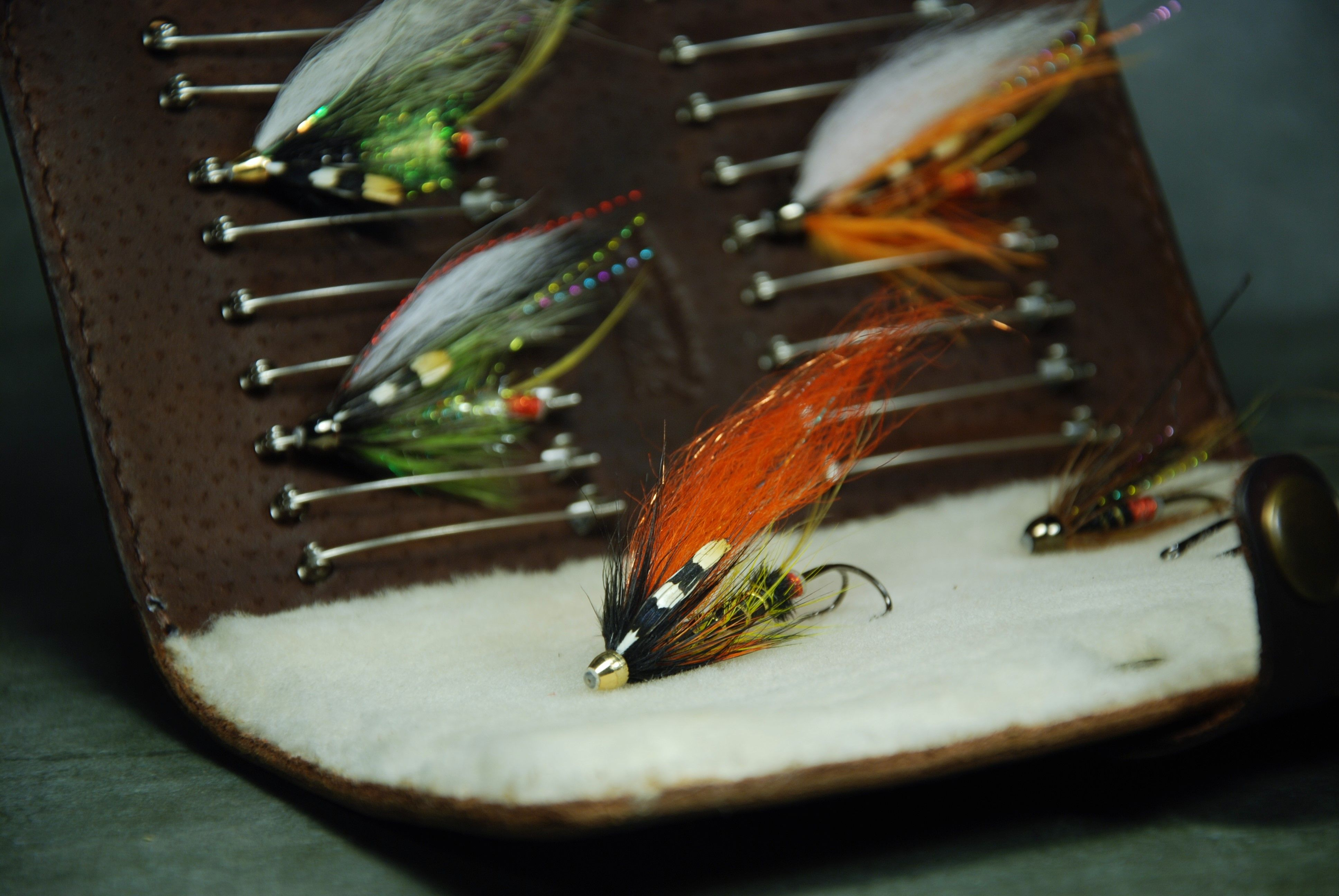Fly WALLET fly fishing accessories Salmon trout flies
