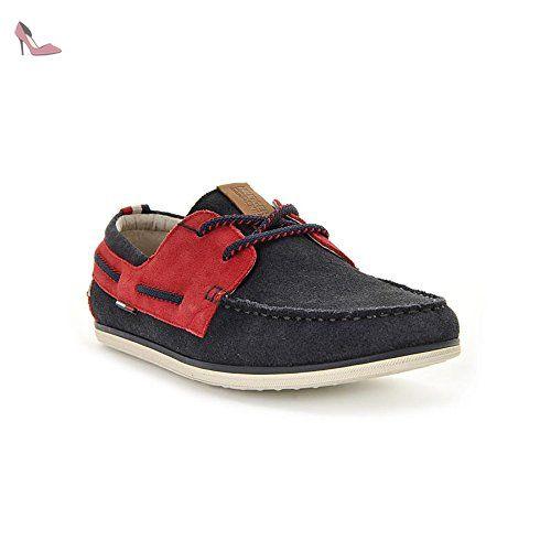 Tommy Hilfiger - Miles 1B - FM0FM00226901 - Pointure: 42.0 - Chaussures tommy  hilfiger (
