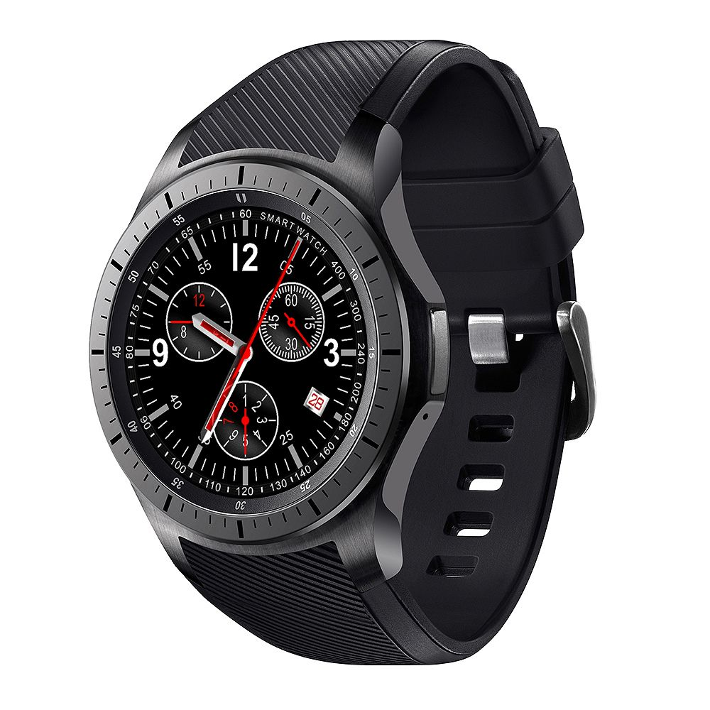 LF16 Android 5.1 OS Smart Watch 3G WIFI MTK6580 512MB+8GB