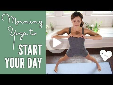 Yoga To Start Your Day