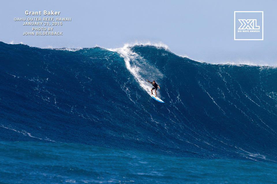 Power Surfing........