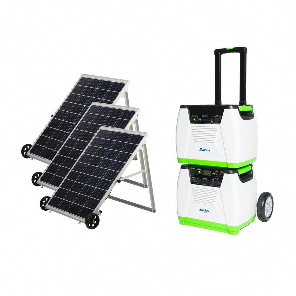 Nature S Generator 1800 Watt Solar Powered Portable Generator With Electric Start And Supplemental Nature S Power Pod Gxngpt The Home Depot Solar Panels Solar Energy Panels Solar Panel Installation
