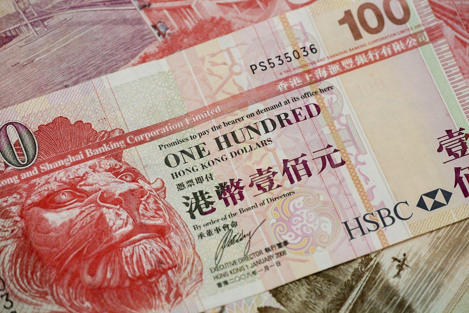 Hong Kong Dollar Wallpaper Dollar Wallpaper Golden Wallpaper