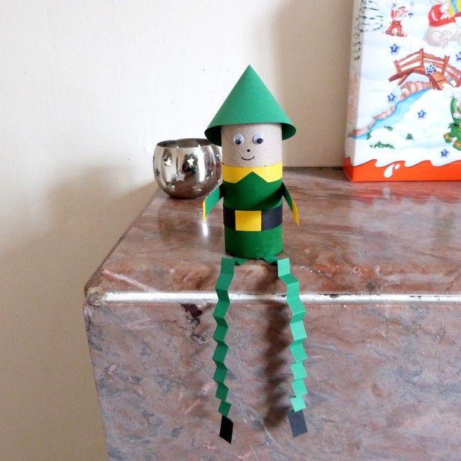 Turbo Activité manuelle de noel | atelier elfes fées | Pinterest  UI34