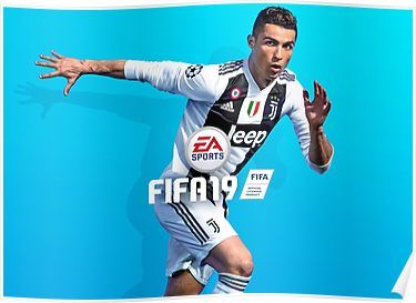 Fifa 19 Cover Poster By Arno9477 In 2021 Ea Sports Fifa Fifa Ea Sports