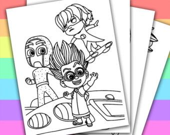 4 Coloring Pages Ratchet And Clank Ps4 Game Movie By Kimzillu Pj Masks Coloring Pages Coloring Pages Color