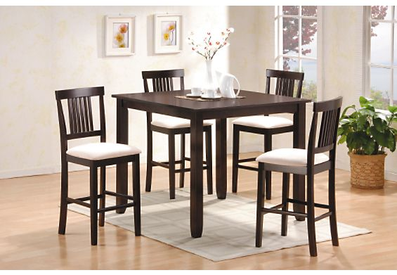 5 Piece Counter Height Dinette Set From The Brick I Bought This