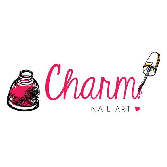 Logotipo - Charm Nail Art