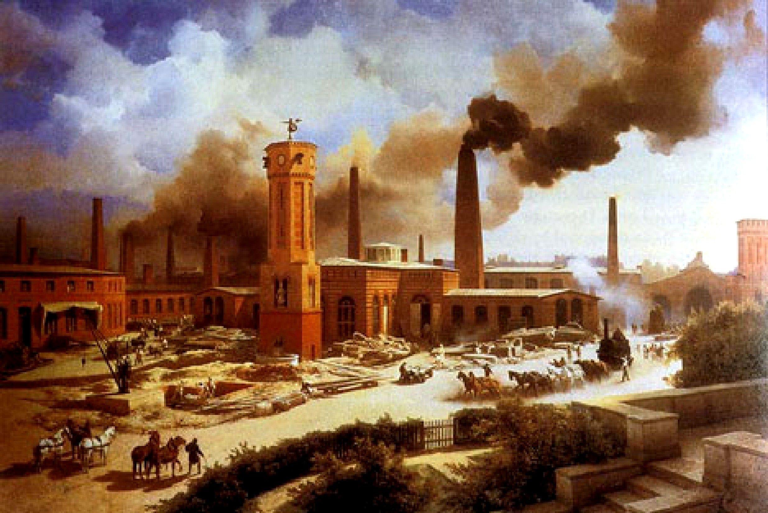 Industrial Revolution In England 1800s Consecuencias De La