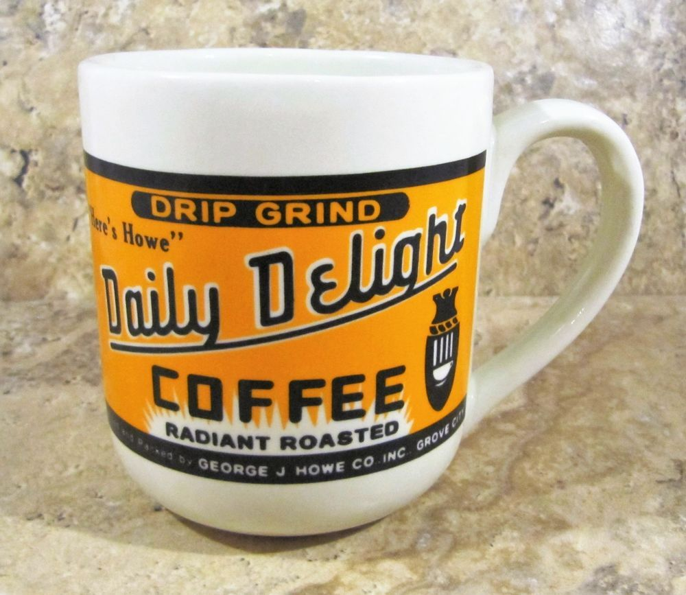 1995 yesteryear by westwood daily delight large coffee mug