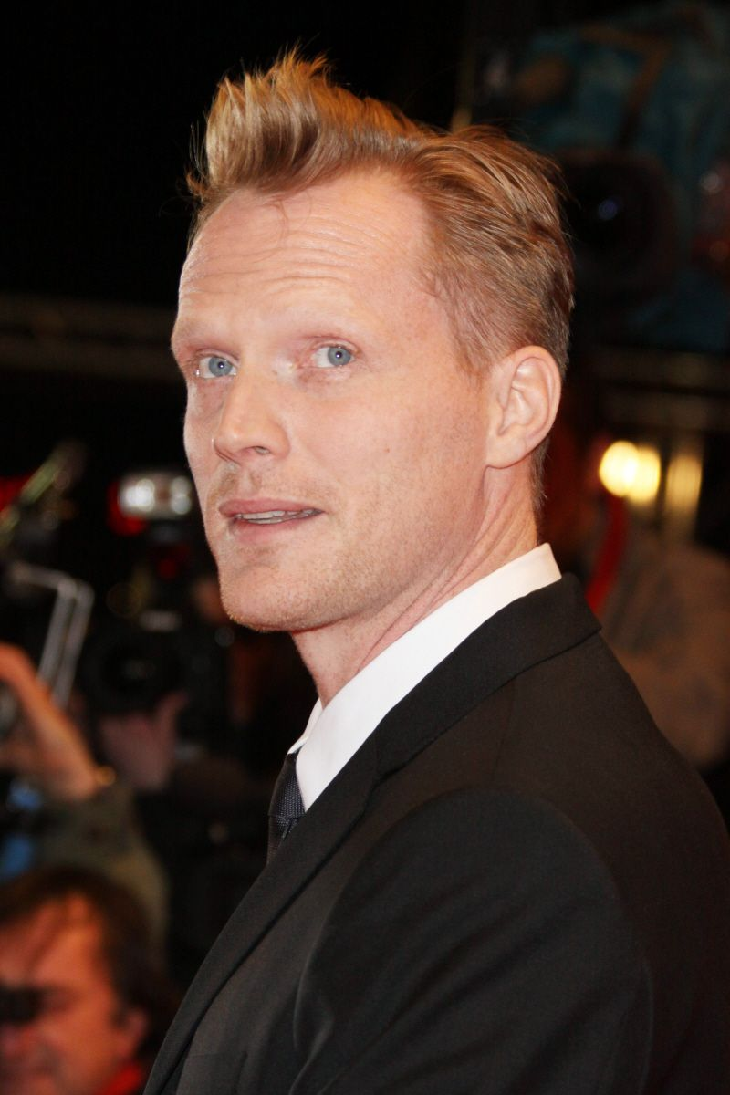 paul bettany height