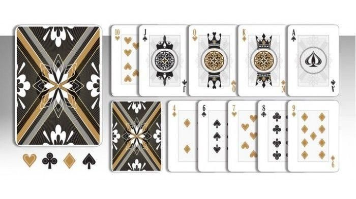 Tzarovka Playing Cards Limited Edition Black Market Rare Deck