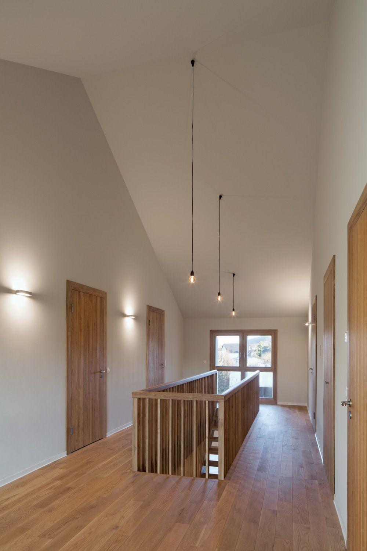 flur obergeschoss werner huthmacher leuchten in 2019 lampen treppenhaus obergeschoss. Black Bedroom Furniture Sets. Home Design Ideas