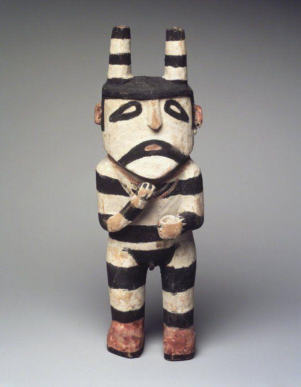 Brooklyn Museum: Kachina Doll (Paiakyamu)