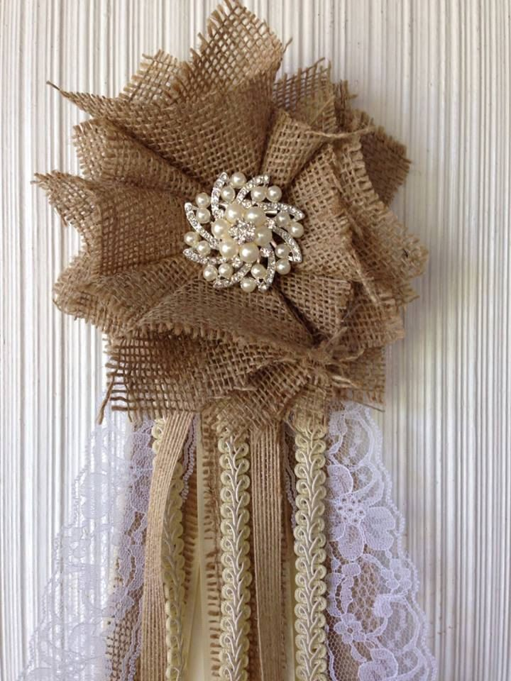 Rustic Baby Shower Corsage, Rustic Baby Shower Mommy To Be Corsage. By  Designsbyemilys On