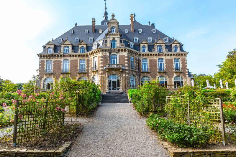 Chateau De Namur Mansions Castle Chateau
