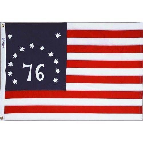 Annin Bennington Flag 3 X 5 Feet Marthastewartamericanmade Flag Historical Flags Bennington