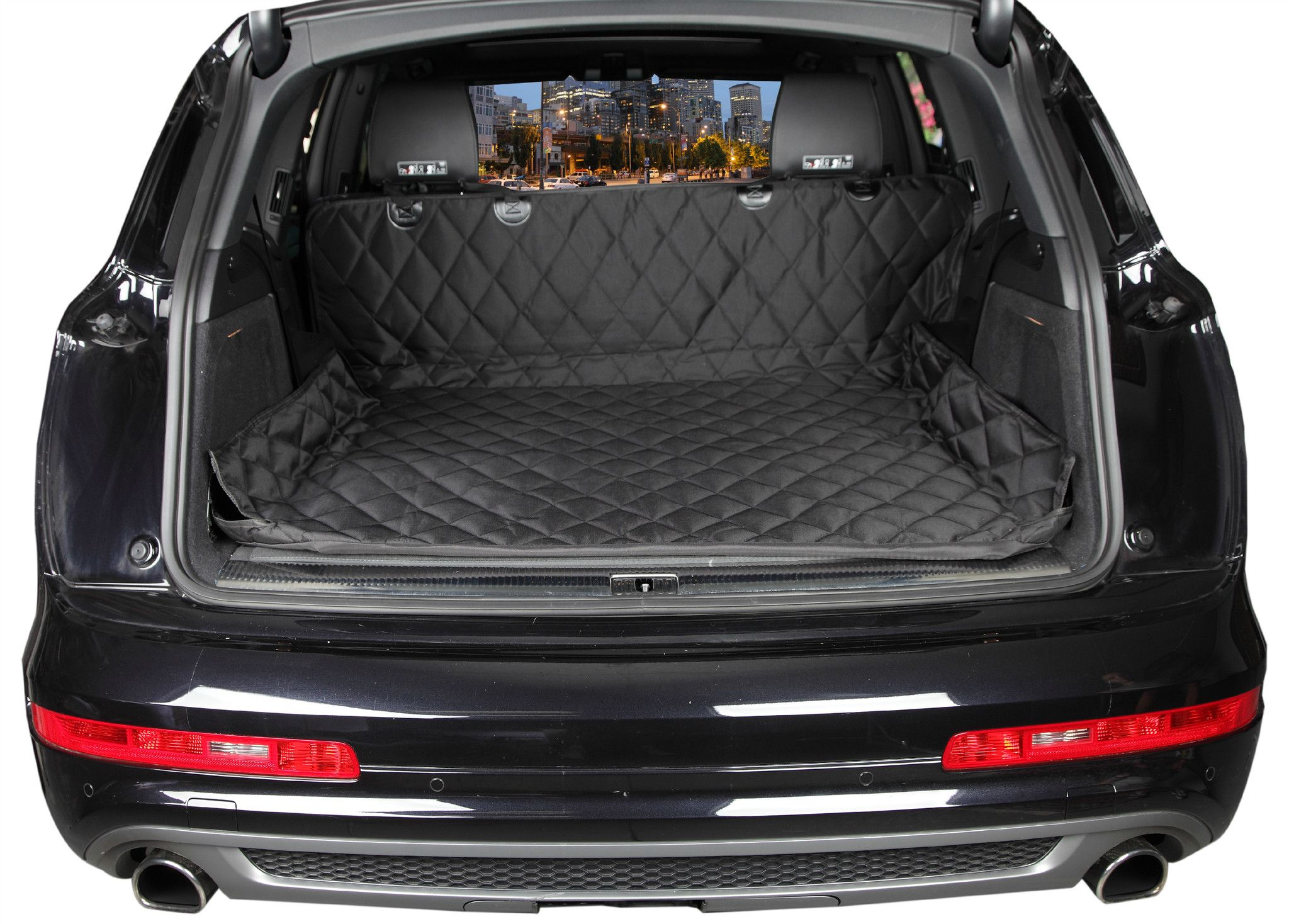Back Seat Car Covers For Dogs >> Premium Cargo Liner | pets | Dog seat covers, Pet seat ...