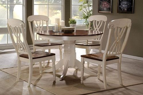 Sears-dining-room-sets | Round dining table sets, Round ...
