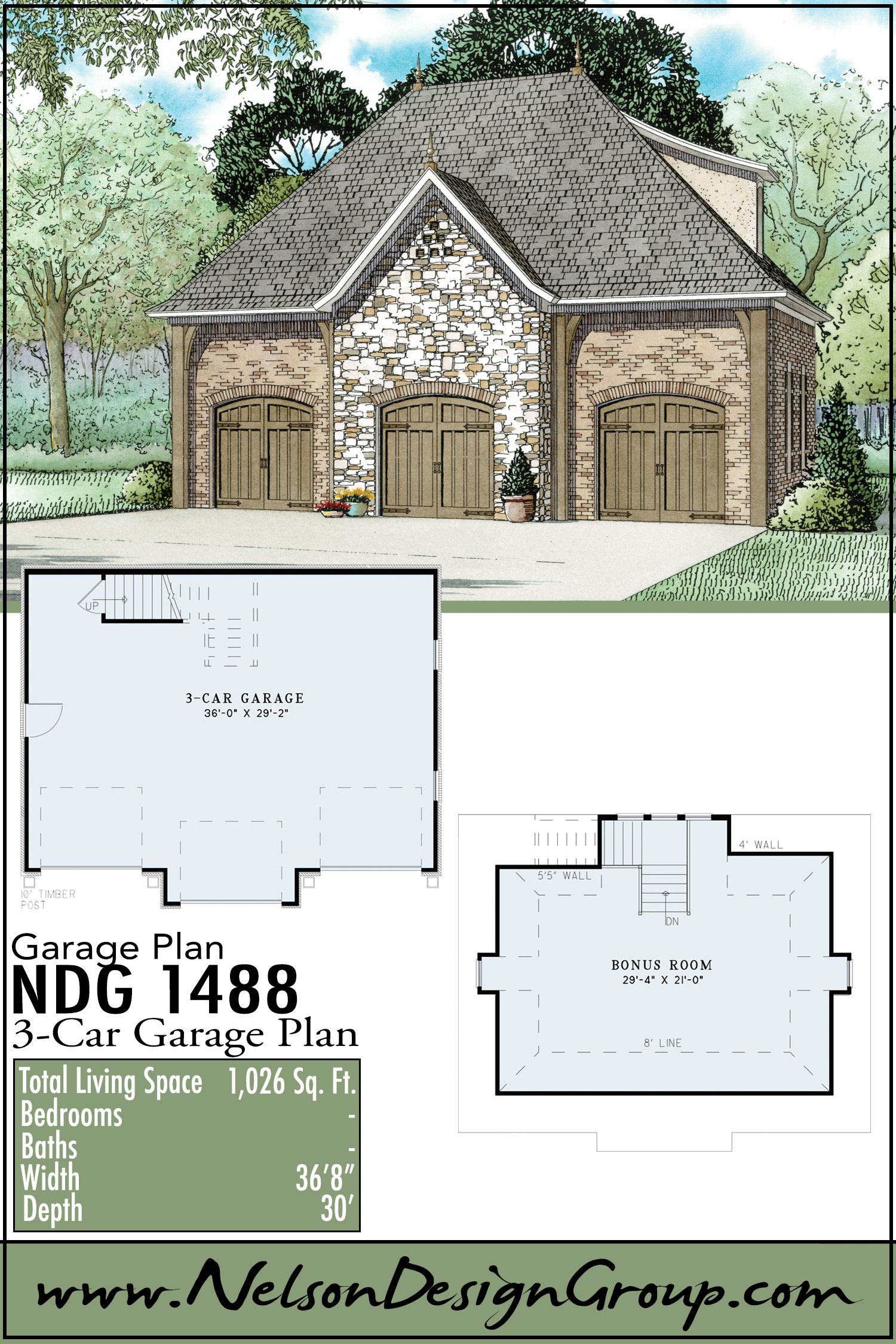 Pin On Garage And Pool House Plans