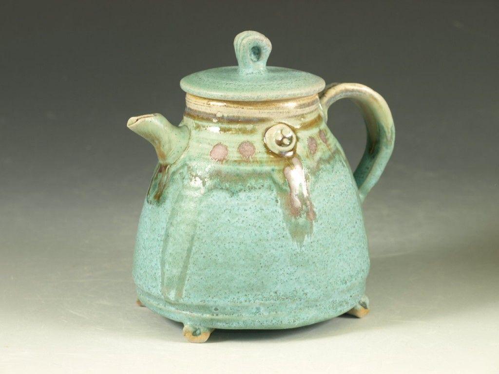 Teapot 11 (sold) Hodaka pottery