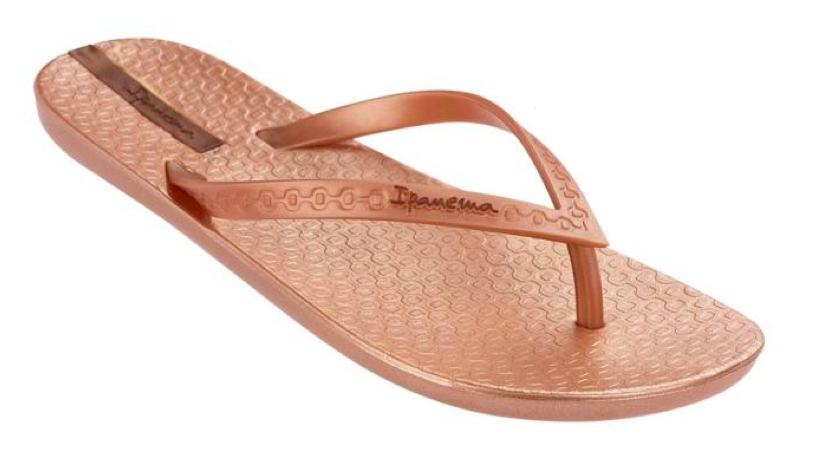 3a67ea5f40ef4 boutique flirt - Ipanema Shoes Neo Sense Flip Flops Rose Gold