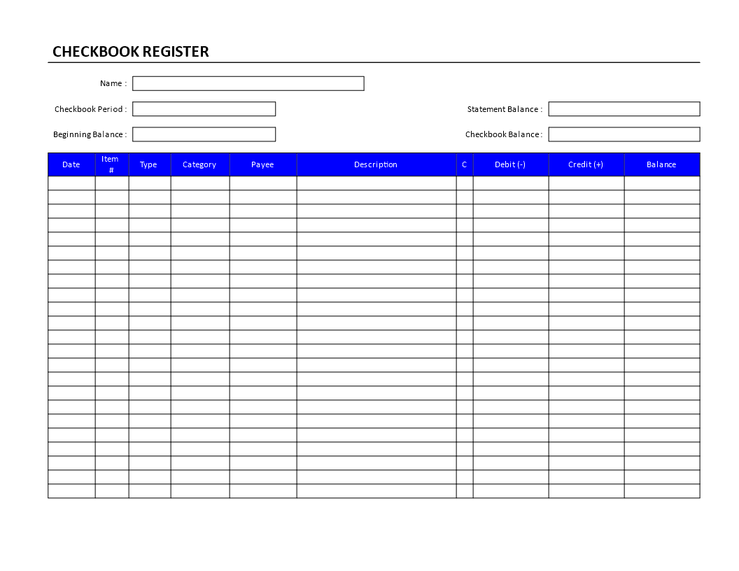 Worksheets Balance Checkbook Worksheet checkbook register form blank form
