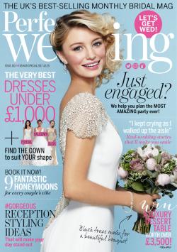 Perfect wedding issue 130 fashion special 2017 perfectwedding perfect wedding issue 130 fashion special 2017 perfectwedding weddinginspiration junglespirit Gallery