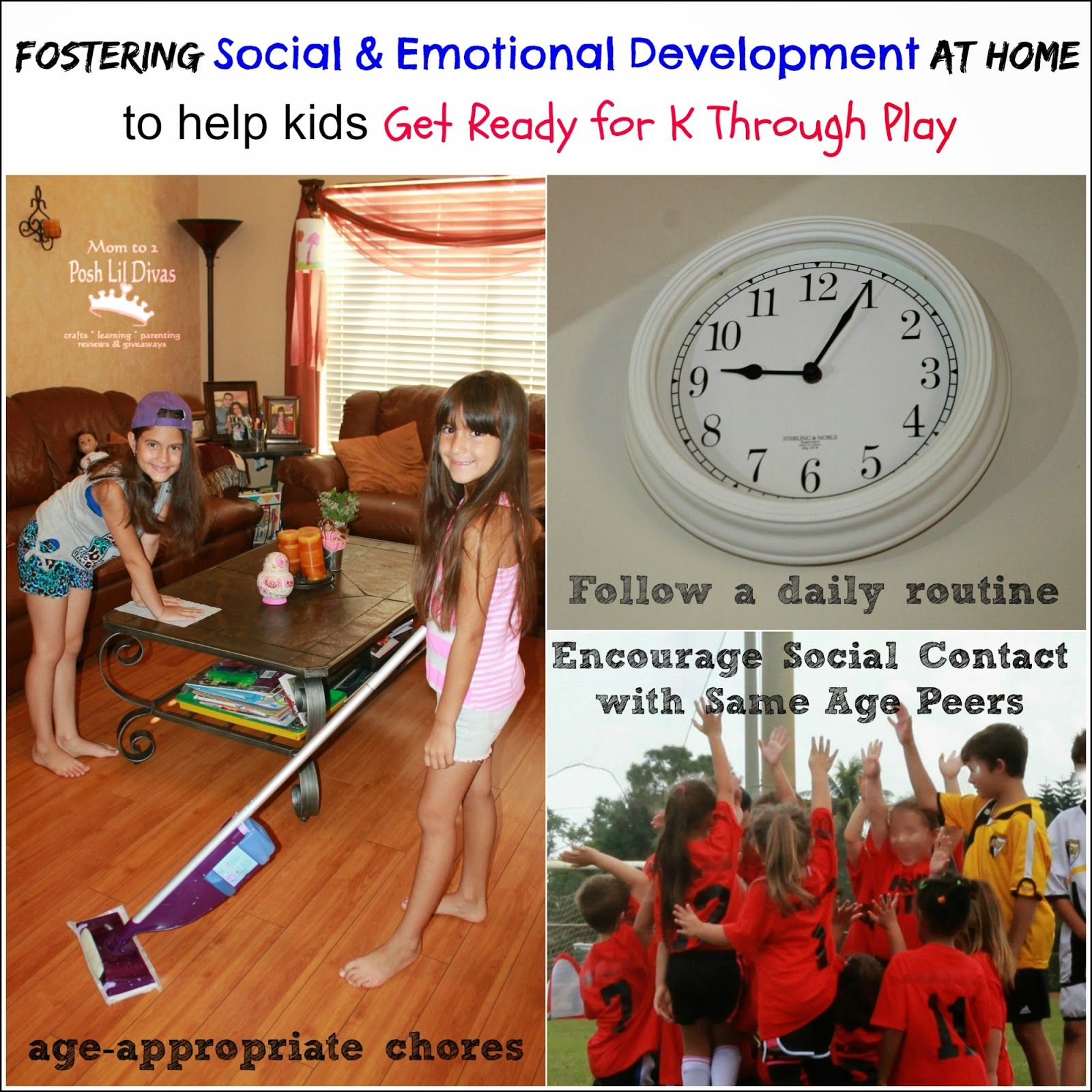 3 Easy Ways To Foster Your Child S Social And Emotional