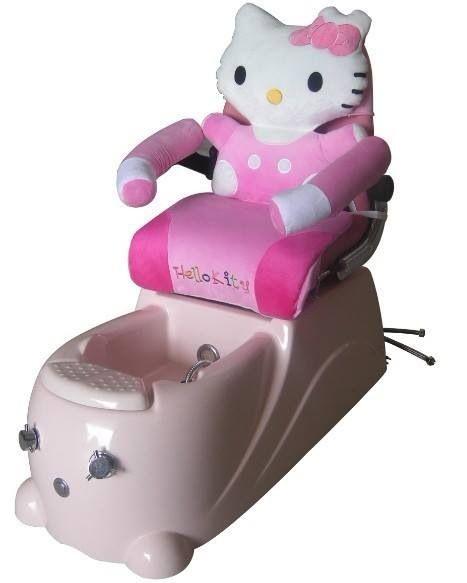 Admirable Mani Pedi Yes Please Hello Kitty Spa Pedicure Chairs Inzonedesignstudio Interior Chair Design Inzonedesignstudiocom