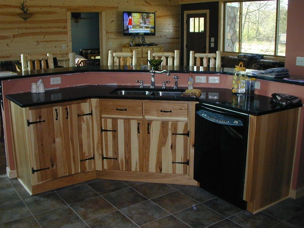 Unfinished kitchen cabinets - A natural beauty and an ...