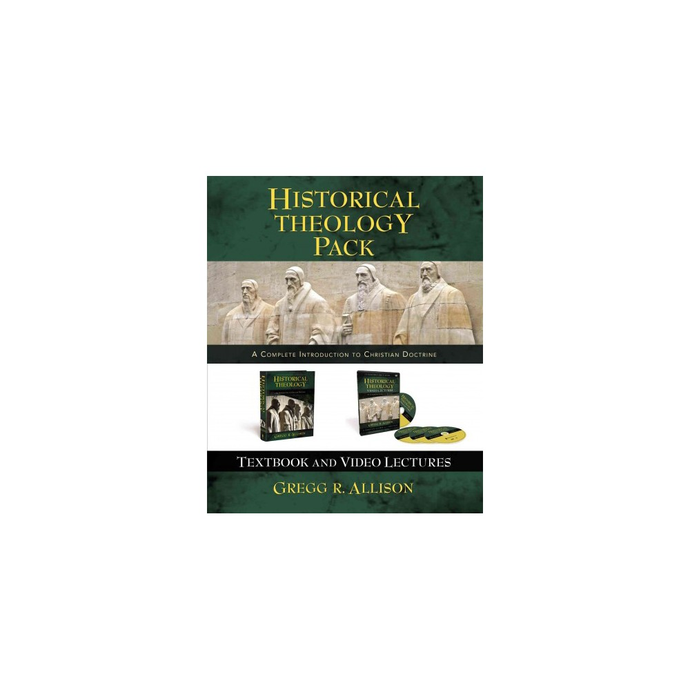 Historical Theology Pack : A Complete Introduction to Christian Doctrine (Hardcover) (Gregg R. Allison)