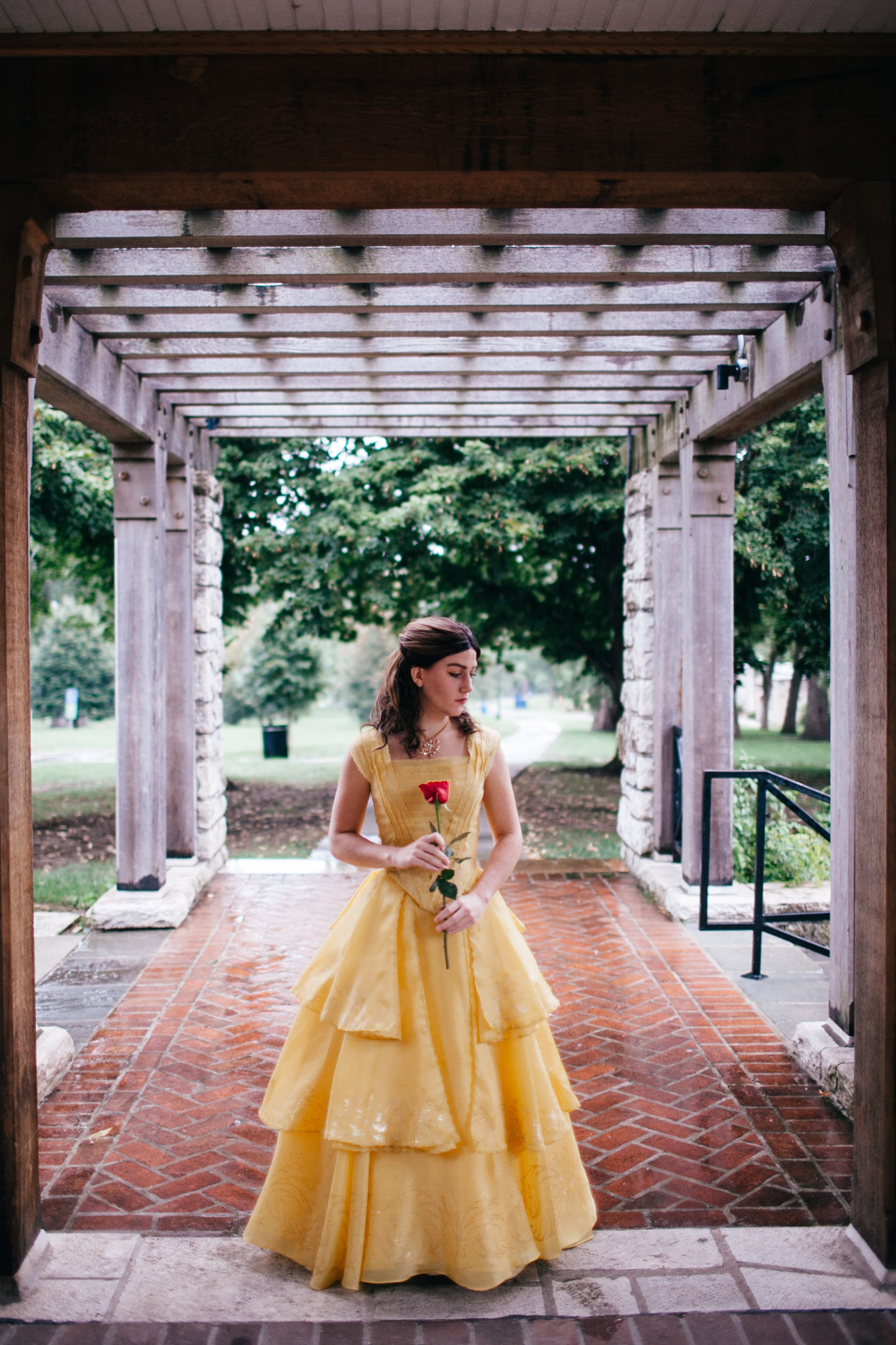 Belle Disney Dress Beauty And The Beast 2017 Live Action Movie