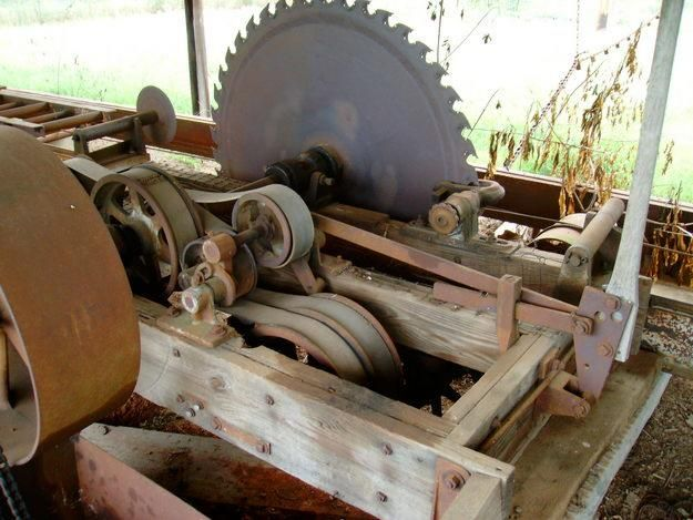 Wood Mill Machine ~ Sawmill old woodworking photos pinterest milling