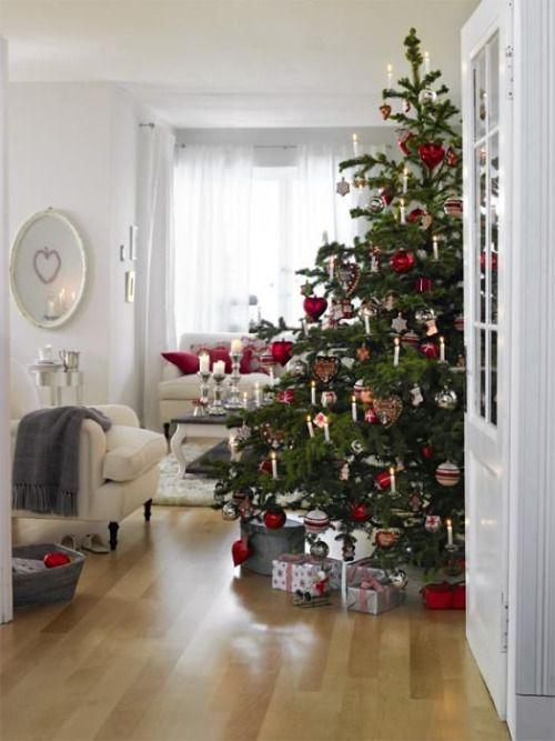 cosas bonitas Christmas decorating ideas Pinterest Christmas