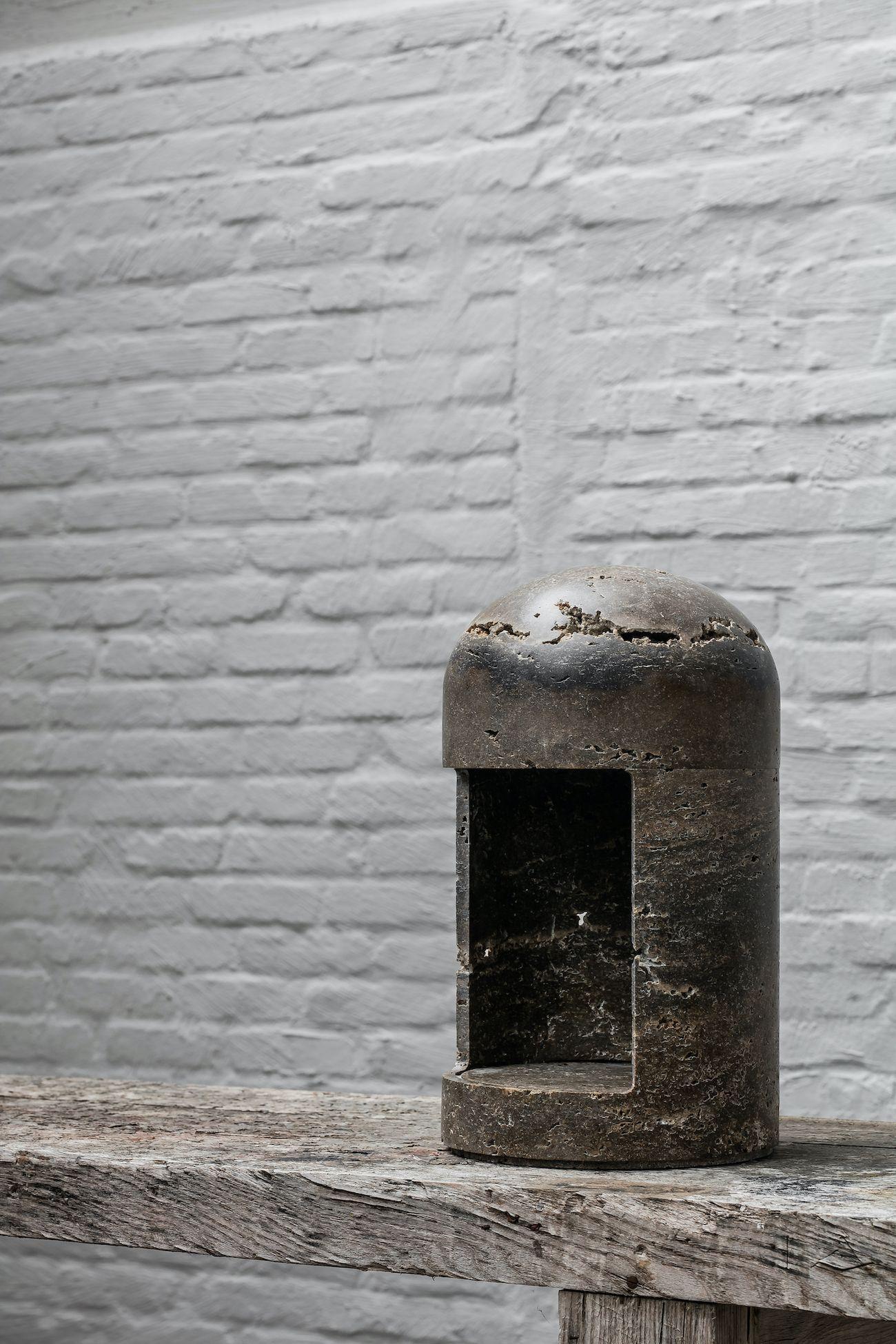 Vault Lamp In 2020 Concrete Lamp Lamp Vaulting