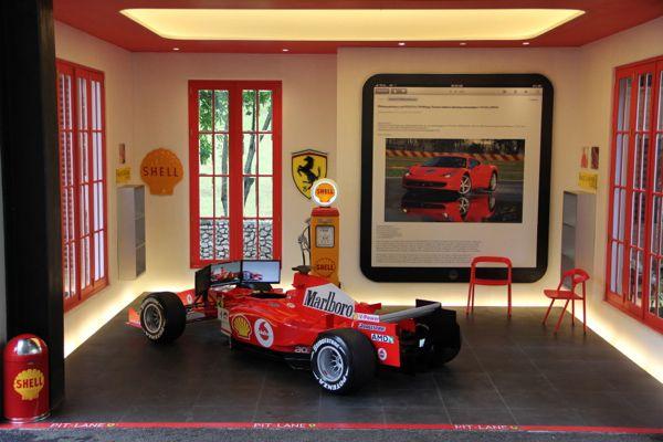 F Simulator And F Show Car Services HEROIS DA FORMULA - F1 show car