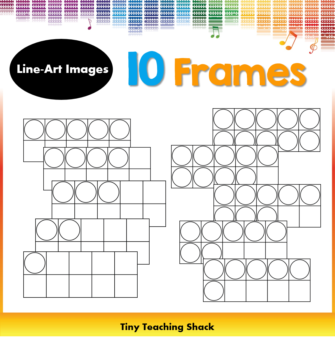 Funky What Is A 10 Frame In Math Sketch - Framed Art Ideas ...