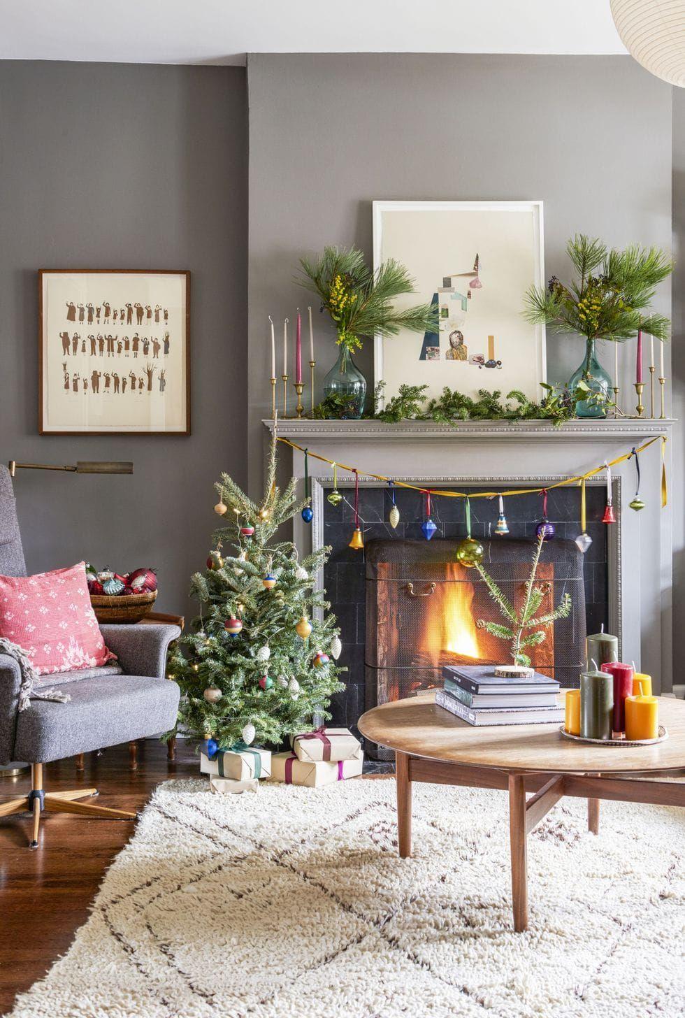 27 idées de déco de Noël pour sublimer votre Intérieur ...