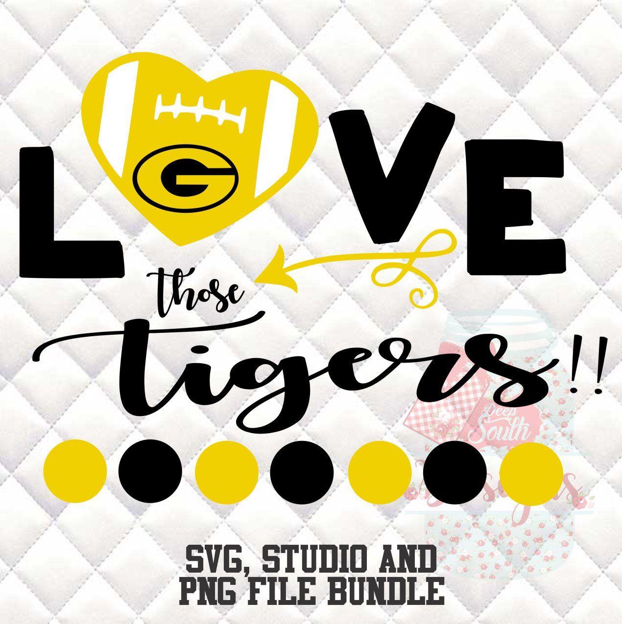 Grambling State University Love Those Tigers
