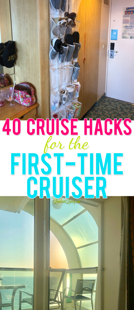 40 Cruise Hacks for the First-Time Cruiser | Lamberts Lately