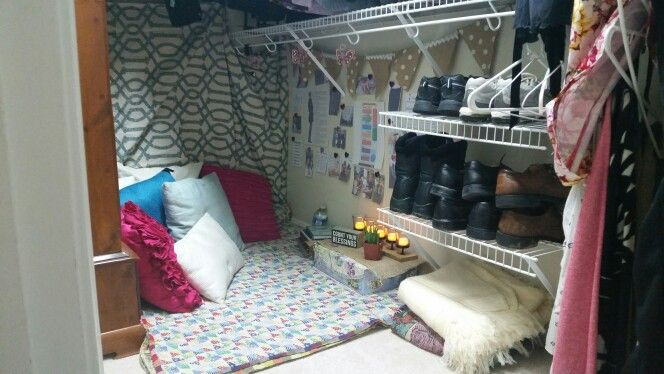 Do It Yourself Home Design: My DIY Prayer Closet And War Room