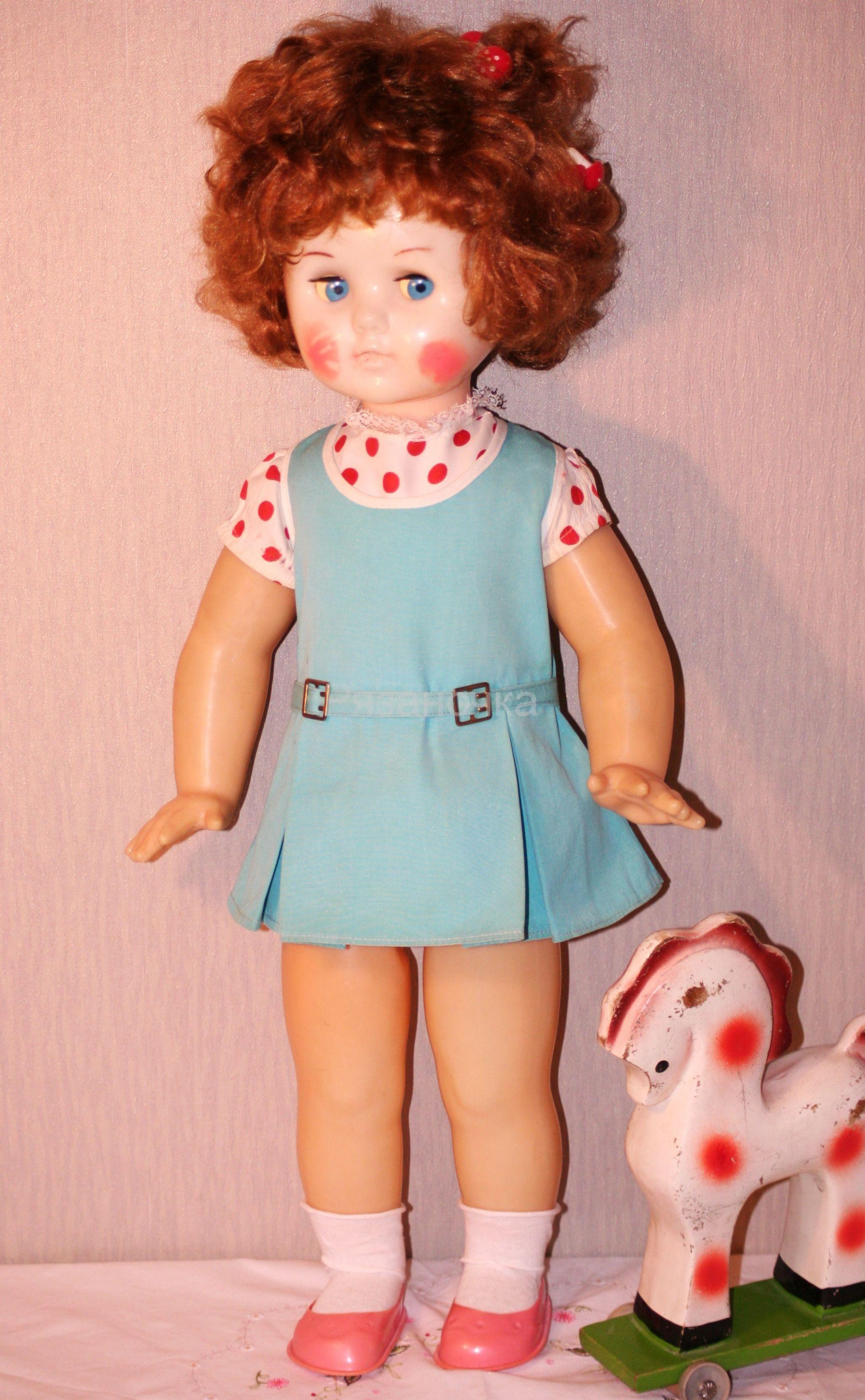 Кукла СССР Марина родная одежда и обувь | Куклы, Одежда ...