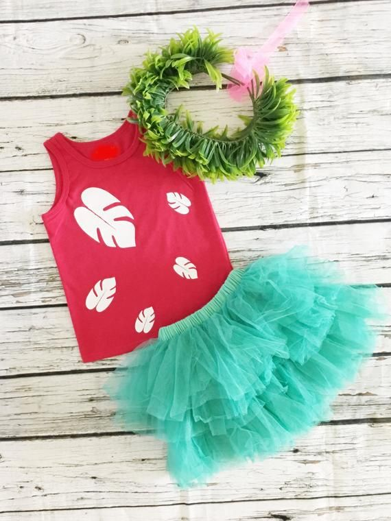 Ship Today,Lilo Shirt and Skirt,Lilo and Stitch Outfit,Toddler Outfit,Hair Piece Lilo,Lilo Birthday, #liloandstitch