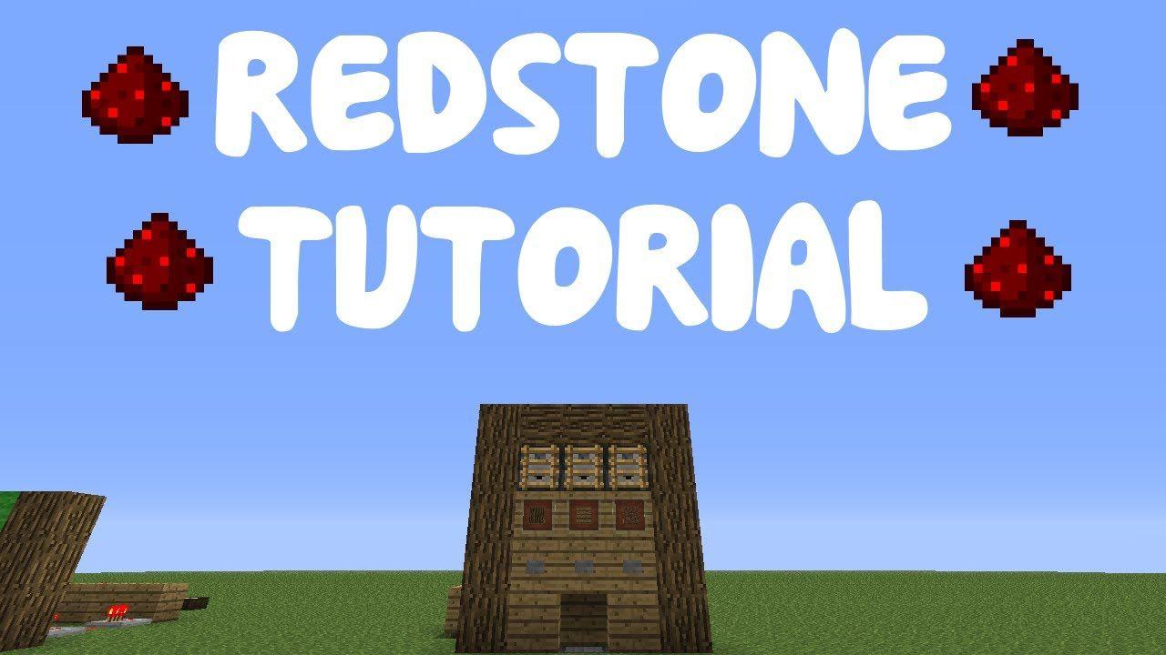 Minecraft 1 8: Redstone Tutorial - Vending Machine! | It's a Blocky