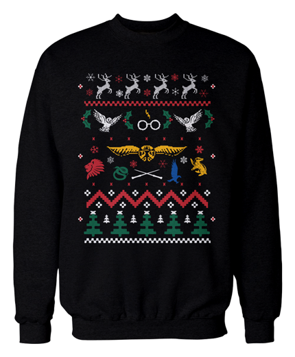 Harry Potter fans! Get your LIMITED EDITION Ugly Sweaters here ...