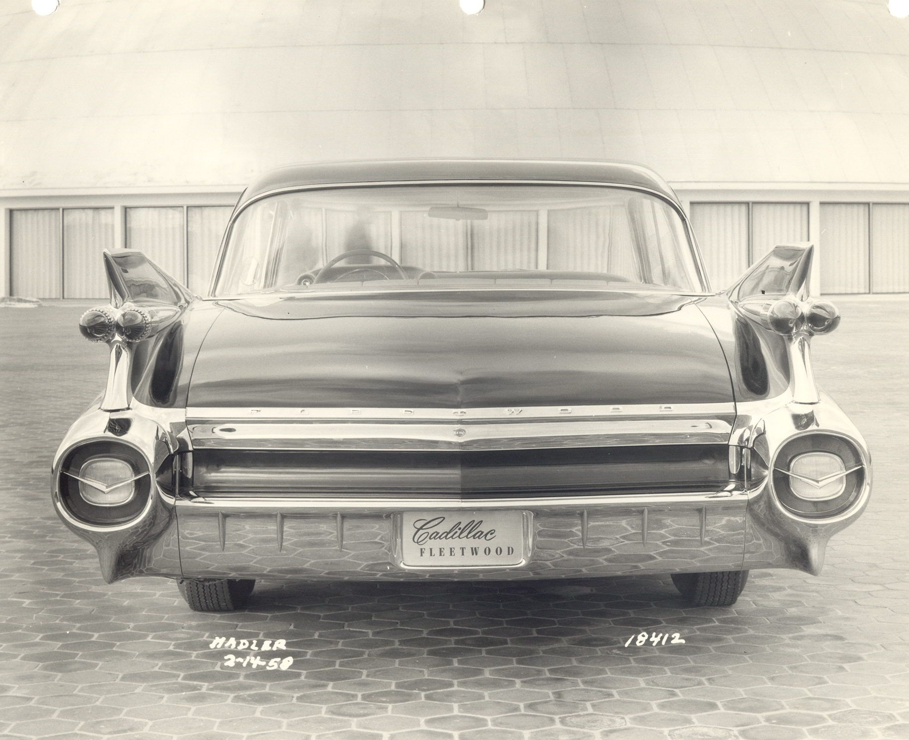 Cadillac Fleetwood 60, 1958 -  Full-size prototype